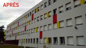 Bâtiment COLLÈGE MATHIAS GRÜNEWALD